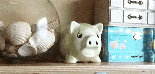 Pénzügyek gyerekeknek - malacpersely