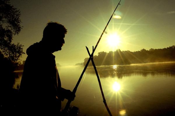 a horgászat az egyik legnépszerűbb férfias hobbi
