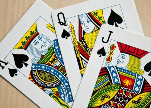 kártyázás