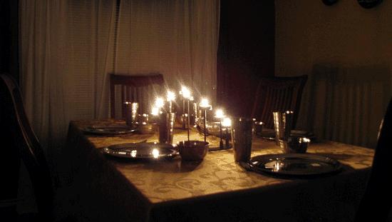 Gyertyafényes vacsora - amiért érdemes egy férfinak megtanulni főzni