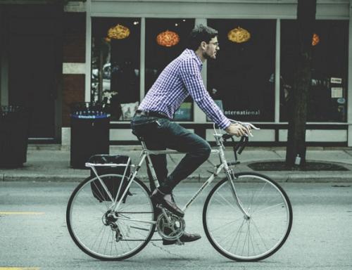 városi kerékpározás