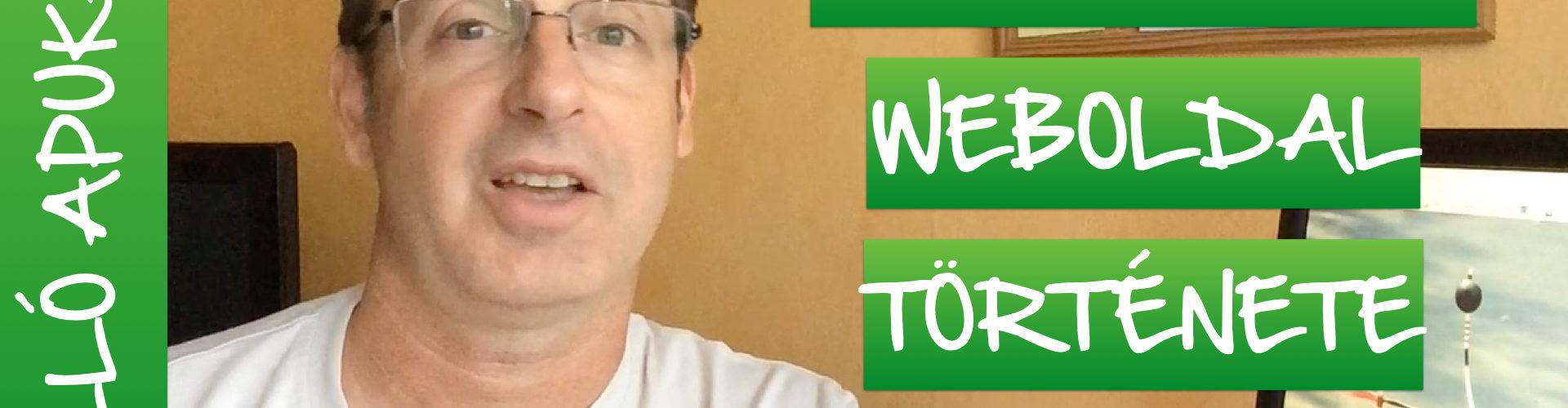 Hello apukám! - Hogyan jött létre a Családapa weboldal?
