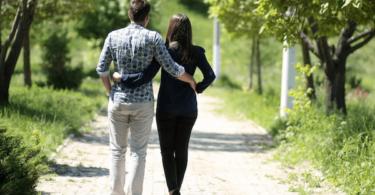 menj romantikus sétára a feleségeddel