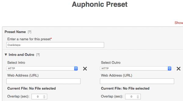 Auphonic-preset-nev-bevezetes-befejezes