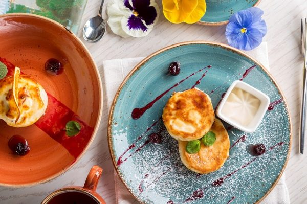 ételfotózás itpp- mindig tiszta edényeket használj