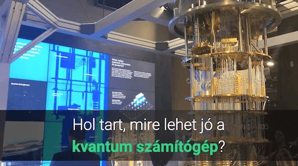 kvantumszámítógép mire jó