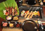 grill receptek, grill ételek, barbecue